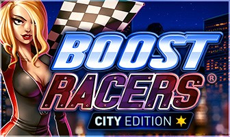 G1 - Boost Racers City Edition DiceSlot