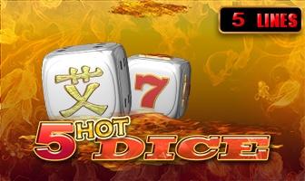 EGT - 5 Hot Dice