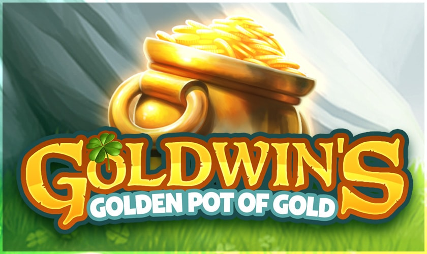G1 - Goldwin's Golden Pot Of Gold DiceSlot